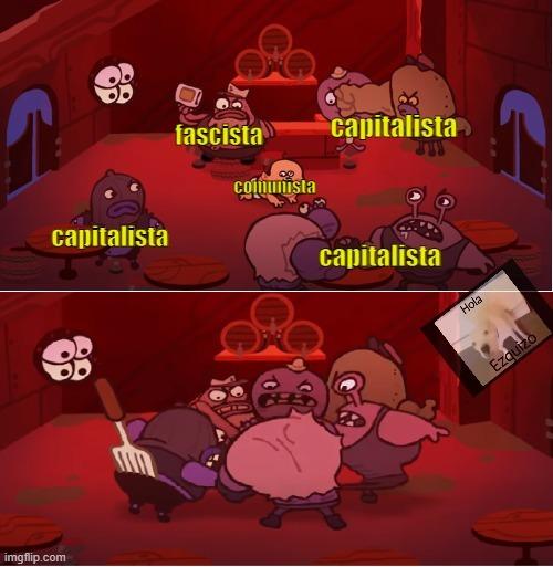 comunista - meme