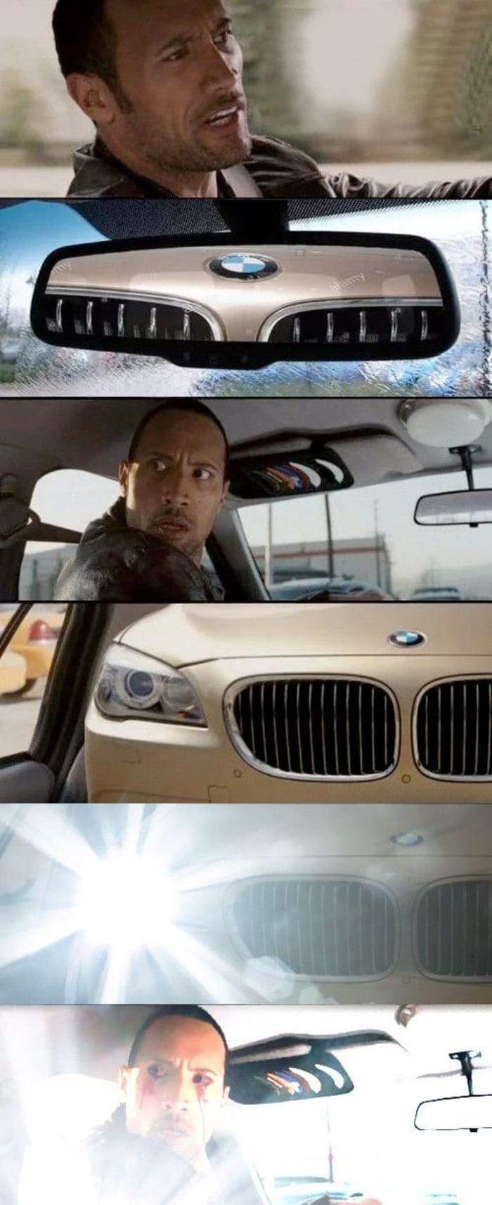 BMW 530d - meme