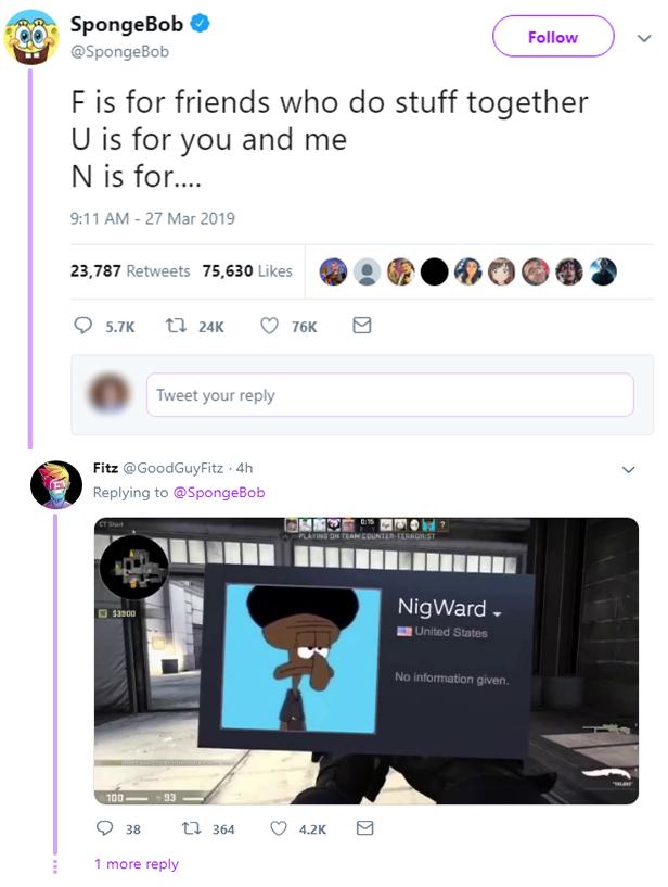 I'm gonna say the N-Word - meme