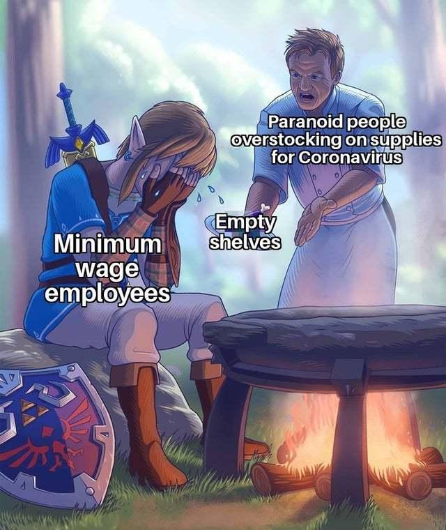 Give me the beans, slave - meme