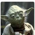 Yoda hoy la pone