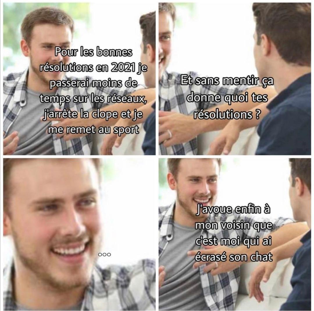 Triste nouvelle - meme