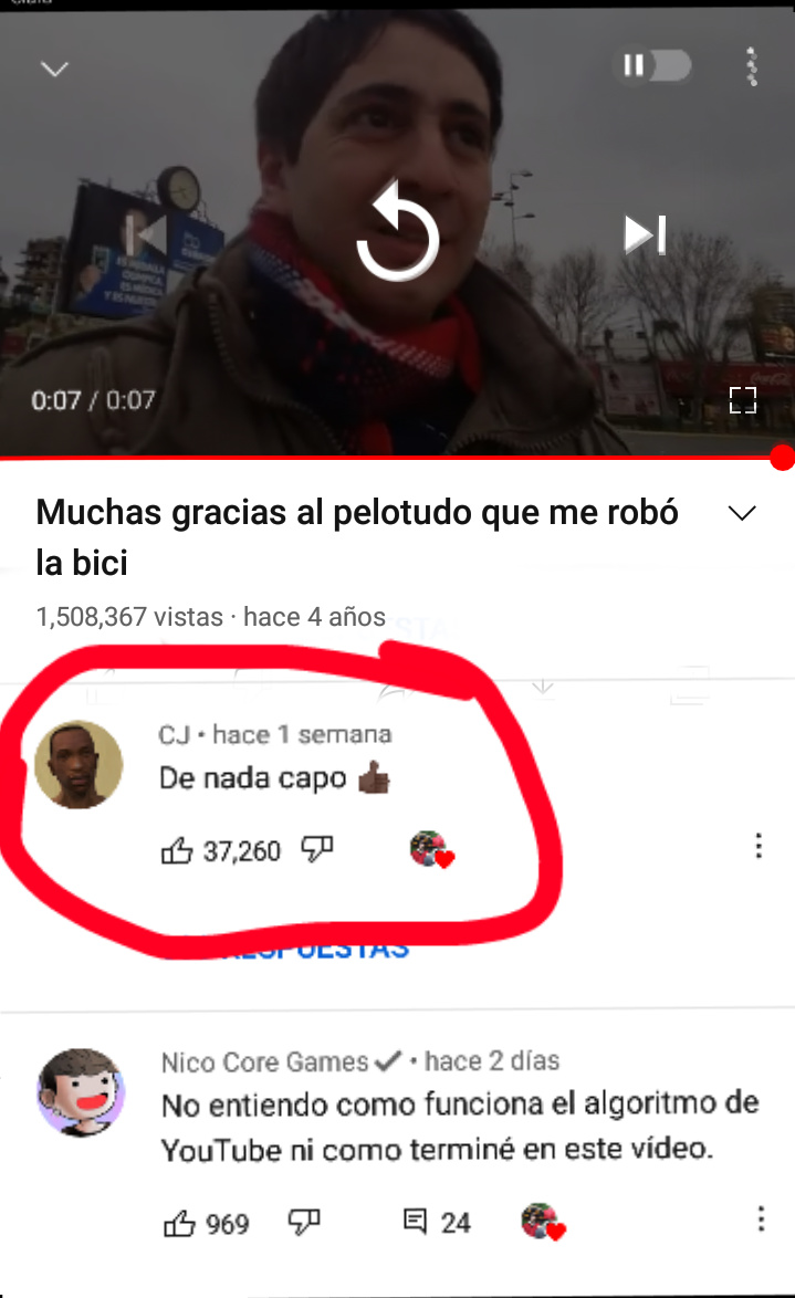 Nooo CJ - meme