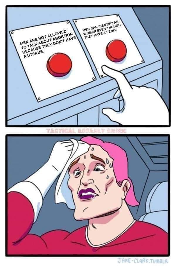 Gotta pick one - meme