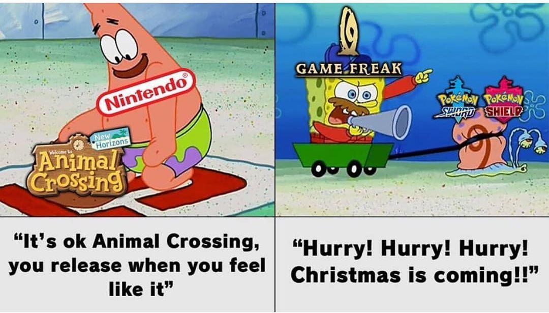 Y así es como se hacen los juegos - meme
