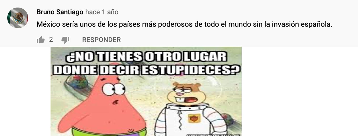 NO TIENES OTRO LUGAR DONDE DECIR ESTUPIDECES - meme