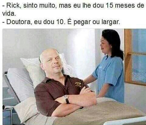 Rick - meme