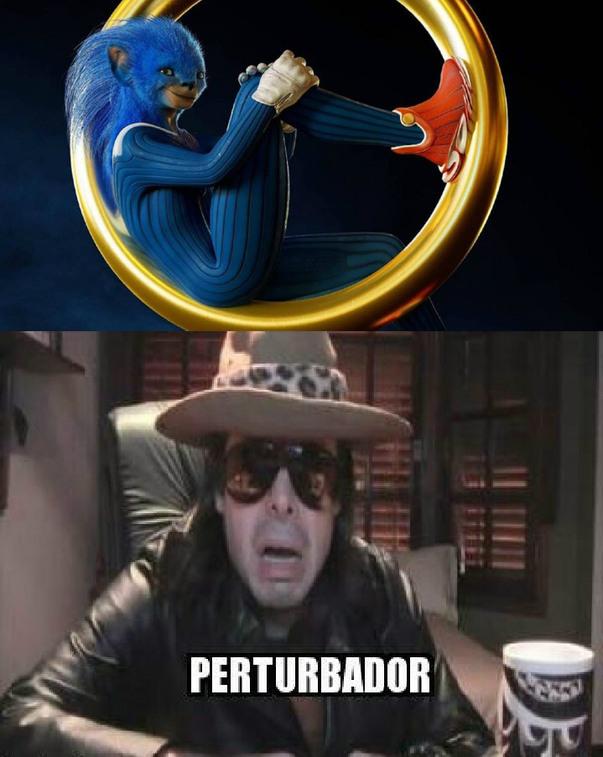 Sonic... o_O - meme