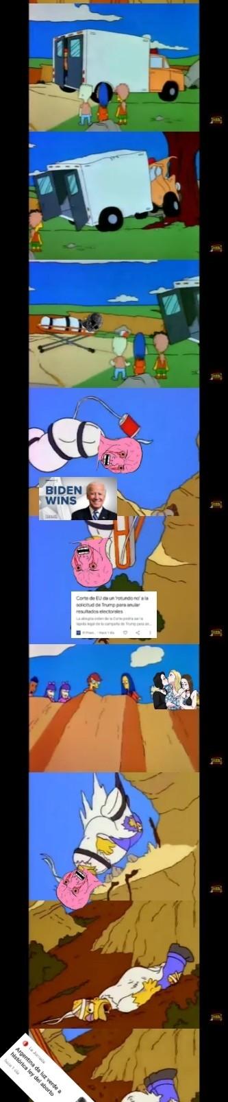 Los re cagaron conservaputos 2 - meme