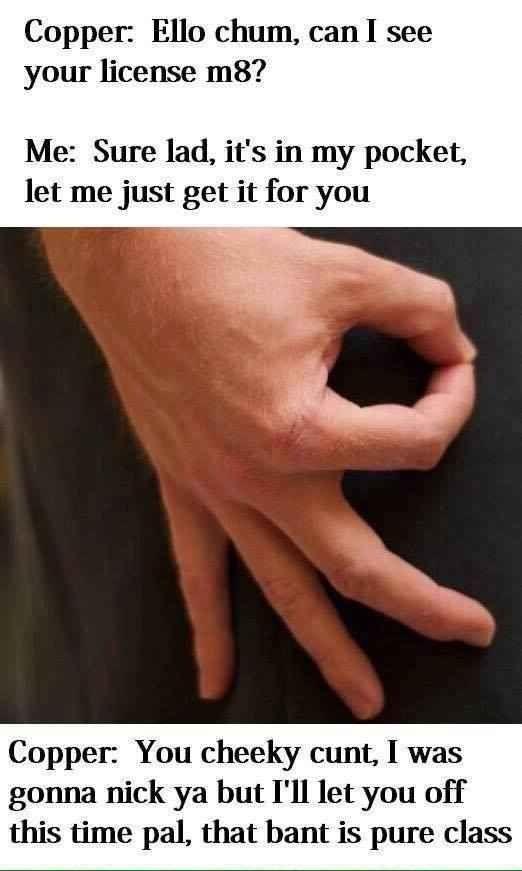 Banter - meme