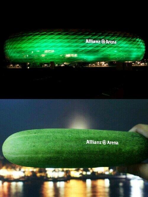 Estádio do PAUmeiras. - meme