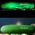 Estádio do PAUmeiras.