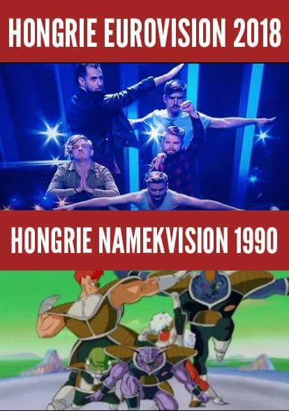 Eurovision - meme