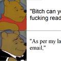 Office slang