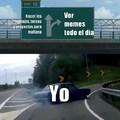 Mi vida en un meme