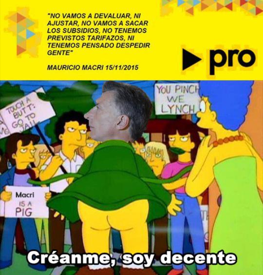 DESAYUNAMOS MENTIRAS - meme