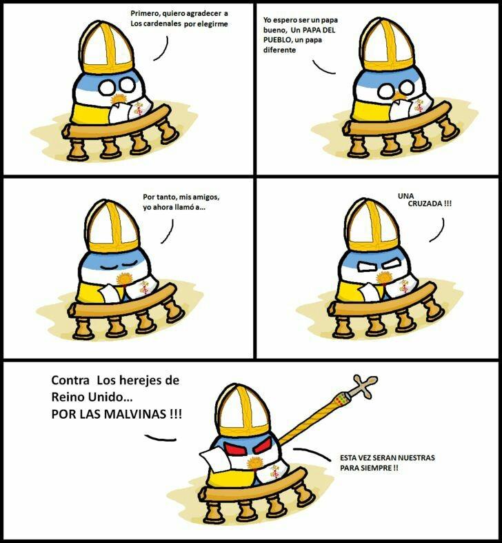 Viva argentina - meme