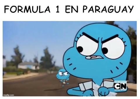 el chiste si esta pero es paraguayo PD: soy de paraguay - meme