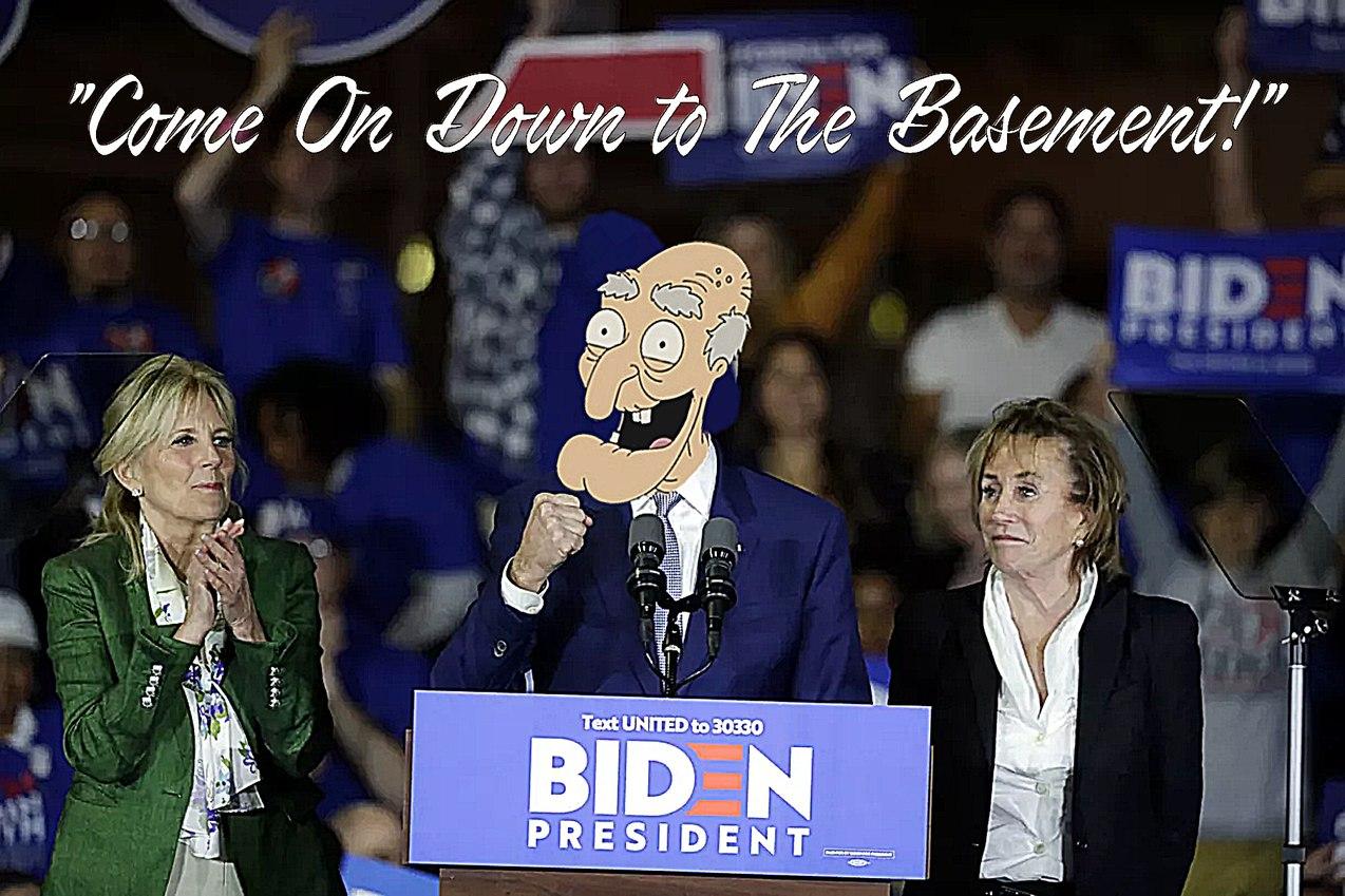 Joe Herbert Biden - meme