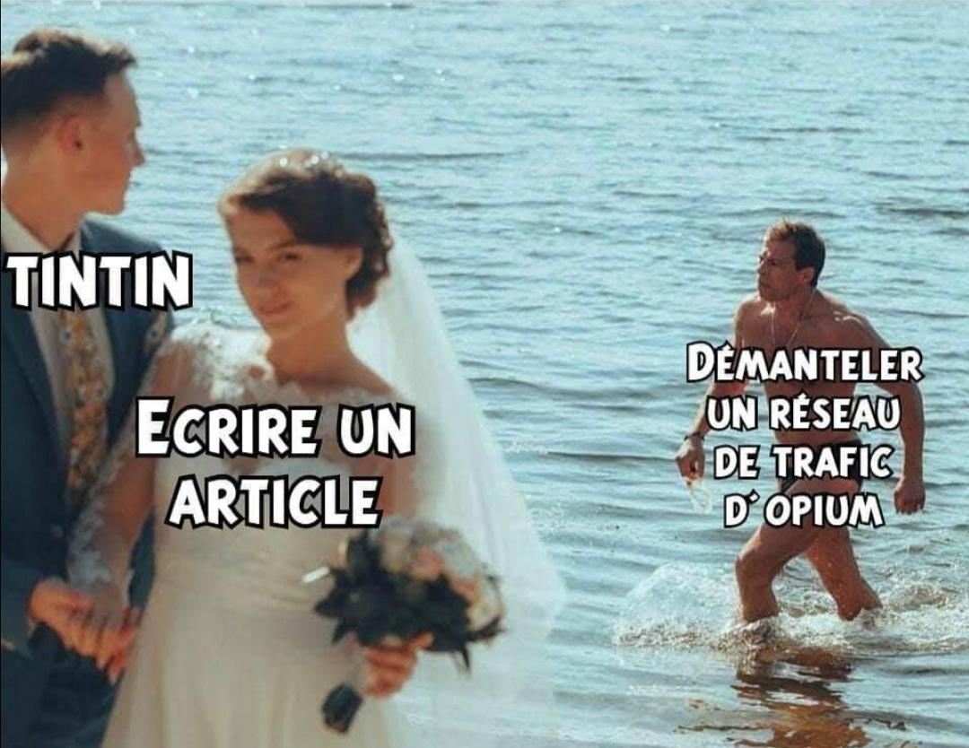 Et ça se dit journaliste - meme