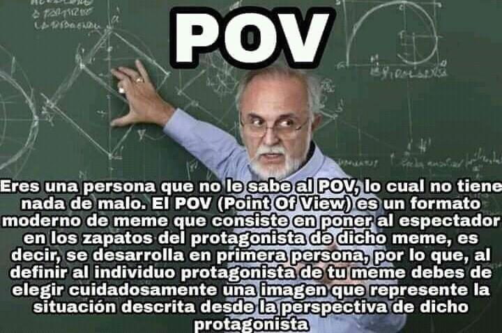 POV 101 - meme