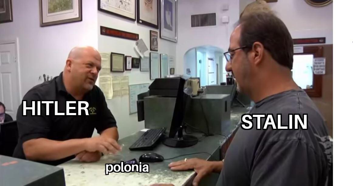 Little polonia - meme