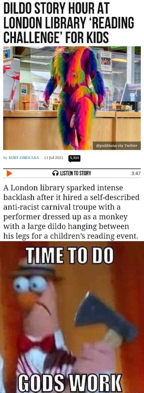 Leftists are normalizing pedophilia - meme