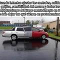 Cuando trabajas en una chatarrería y debes improvisar un auto para venderlo