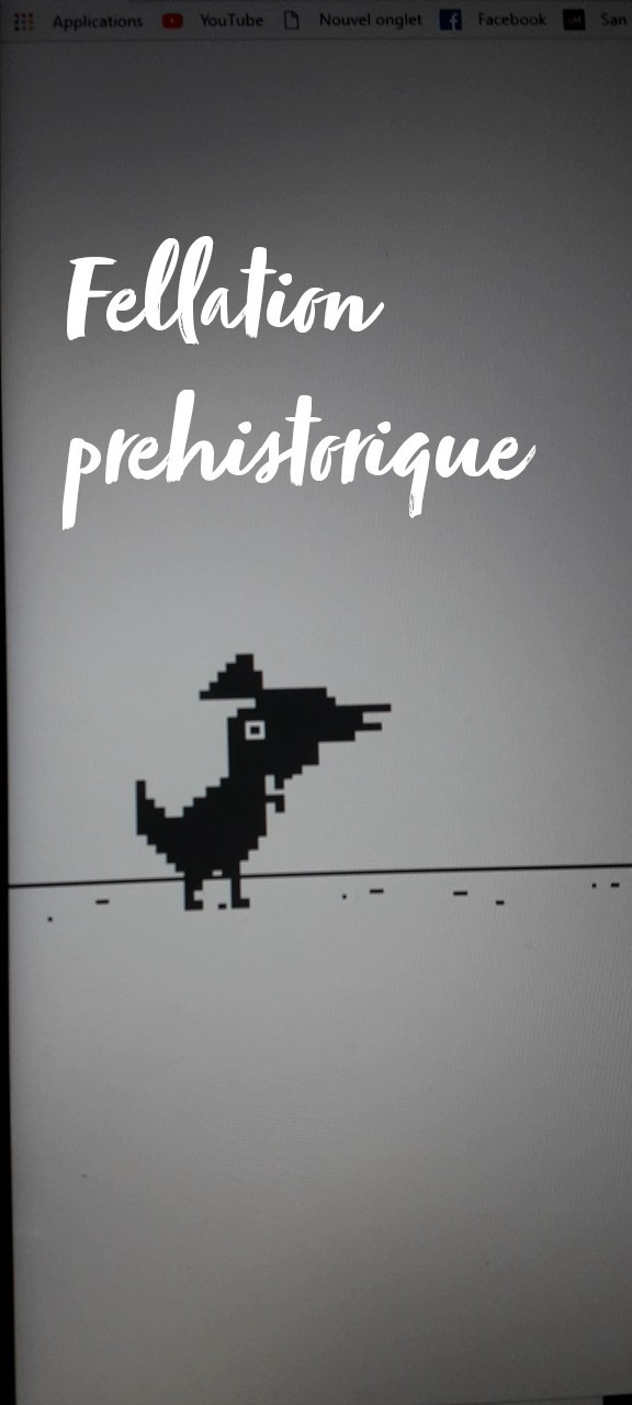 Belle invention des dinosaures - meme