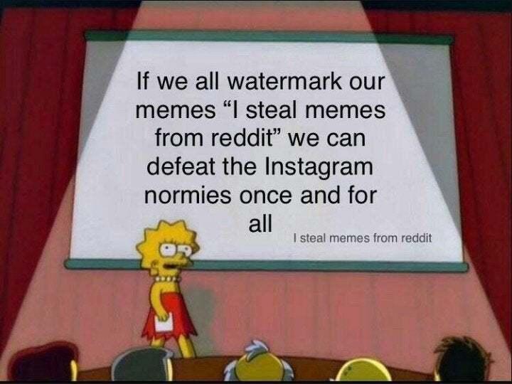 Normies - meme