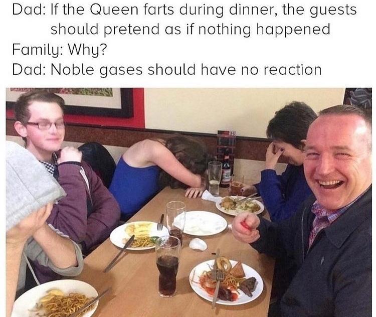 dad joke - meme
