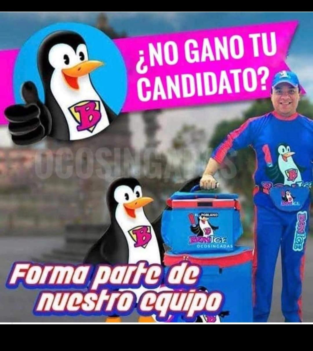 Votaciones México 2021 se acabaron - meme