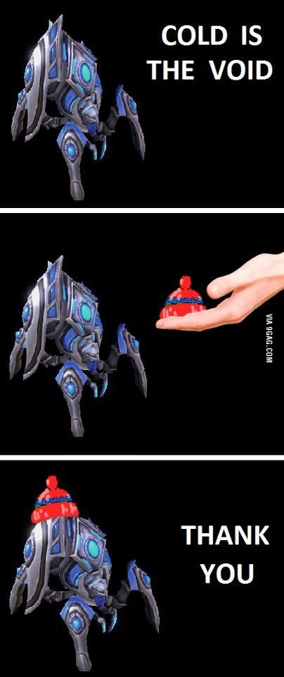 These is the first starcraft meme ever in memedroid