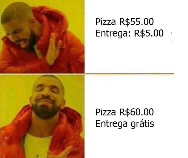 promoção pague 2 leve 1 - meme