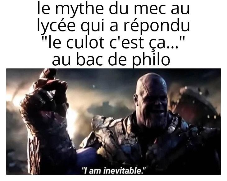 Insupportable - meme