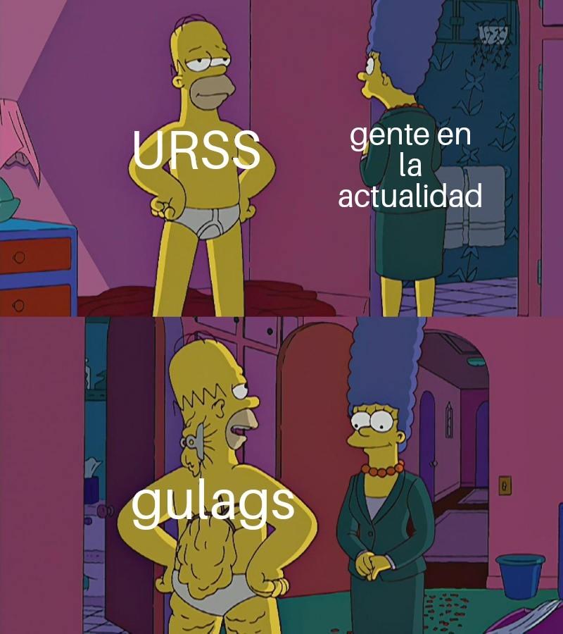 En fin comunismo - meme