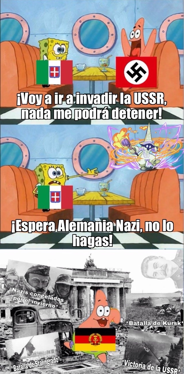 *Soviet union anthem intensifies* - meme