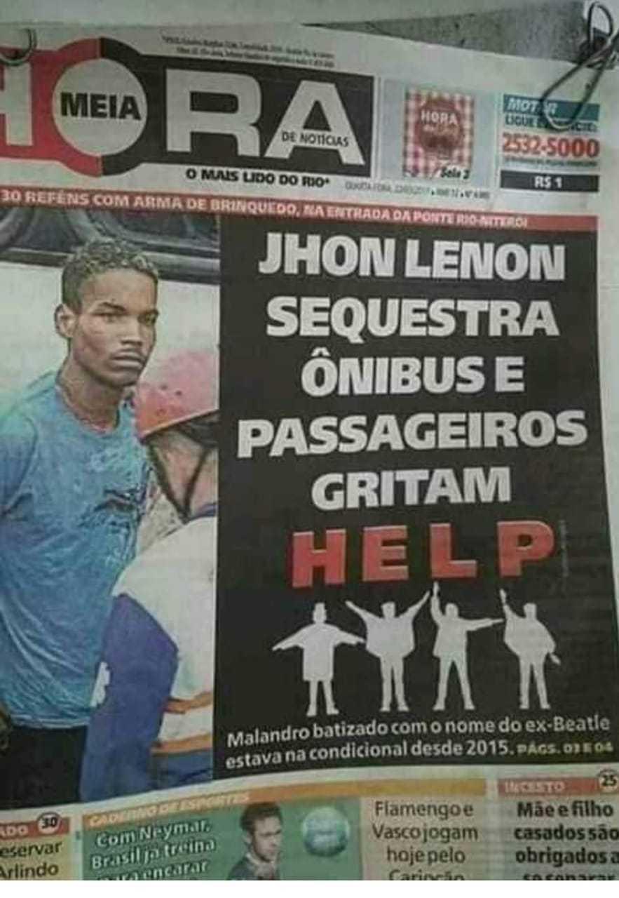 Melhor jornal do RJ!!!!!! - meme