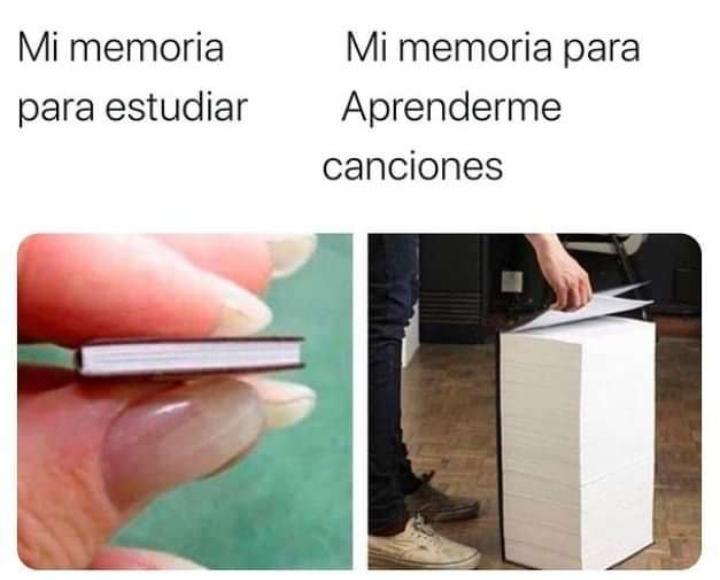 Meme: Así Son Las Cosas