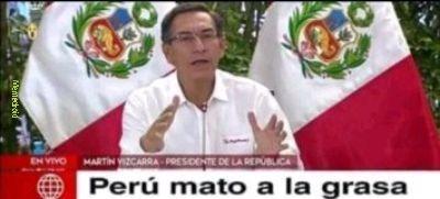 Grande Perú - meme