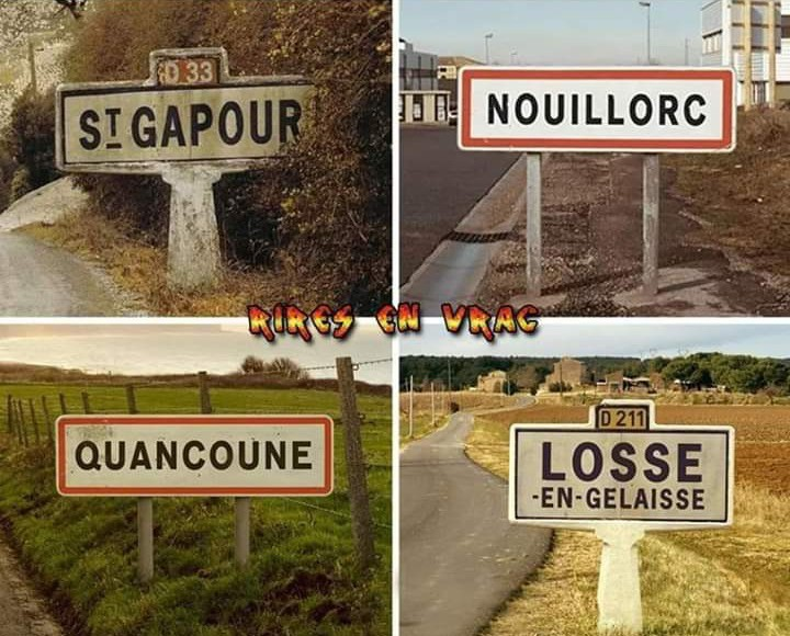 Quand le monde devient français - meme