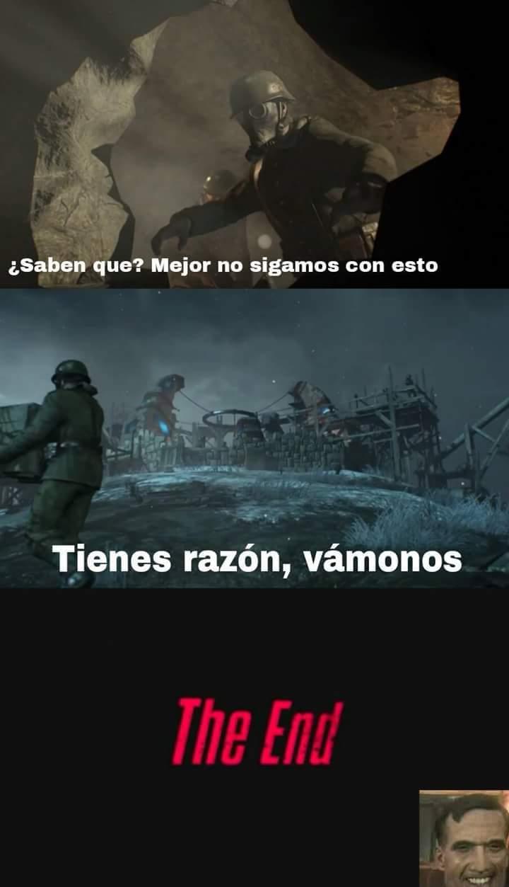 Zombis - meme