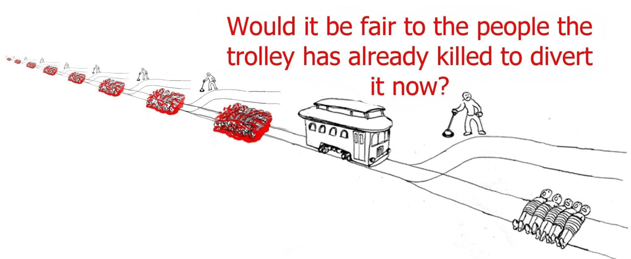 Le trolley - meme