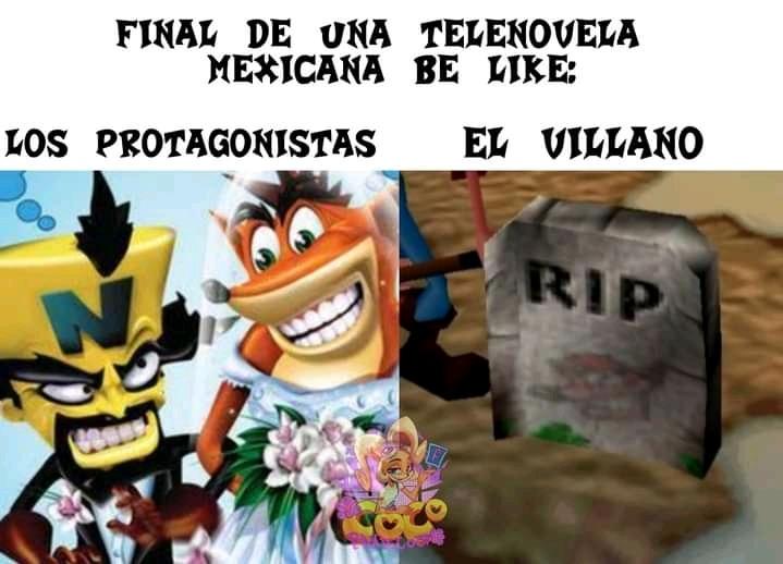 Viva María la del barrio - meme