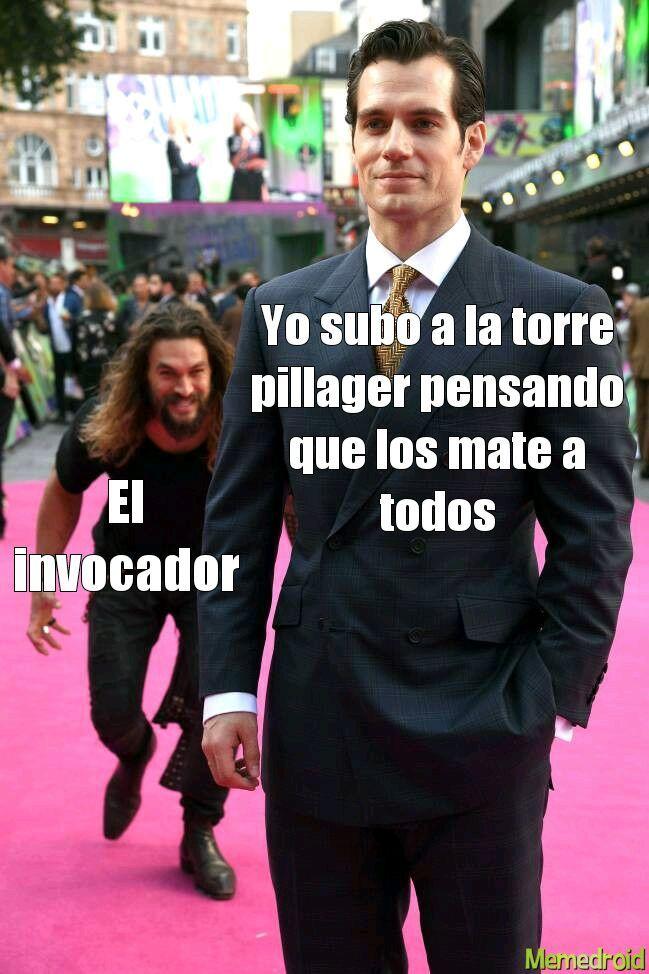 Torre pillager - meme