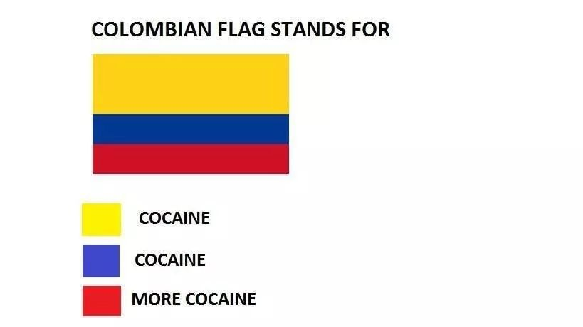 Waiting for Colombians to verify. - meme