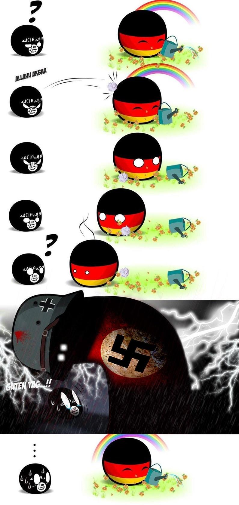 Guten tag :) - meme