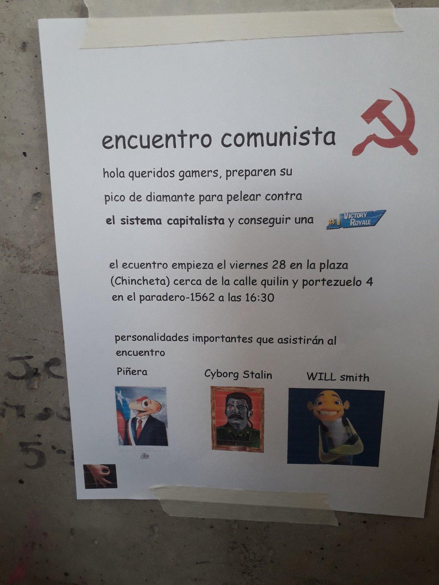 Comunnism - meme