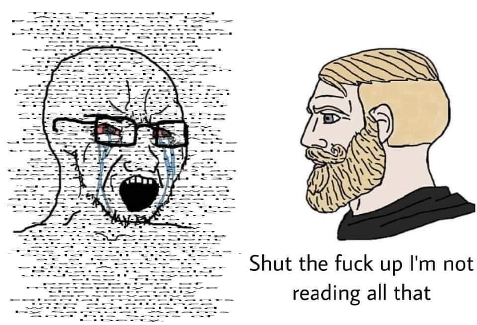 Soy cuck - meme