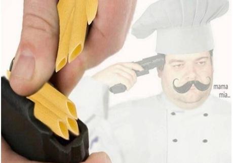 Suicidio a la italiana  xd - meme